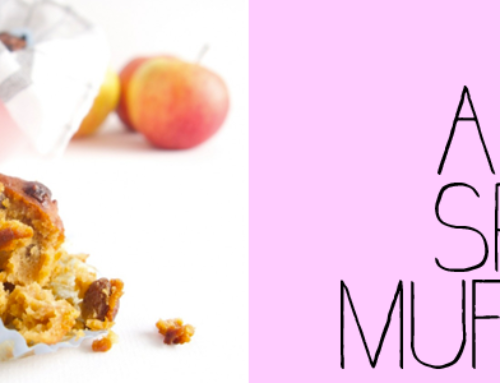 Apple Spelt Muffins
