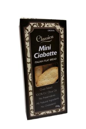 Classica Mini Ciabatte Flat Breads
