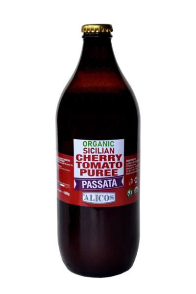 Alicos Cherry Tomato Passata