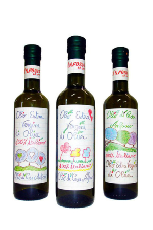Ligurian Extra Virgin Olive Oil