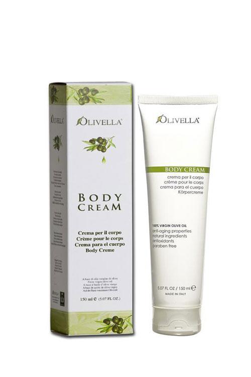 Olive Body Cream