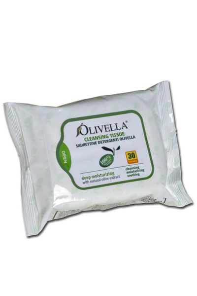 Olivella Cleansing Tissues