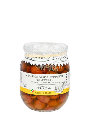 Ligurian Pitted Olives