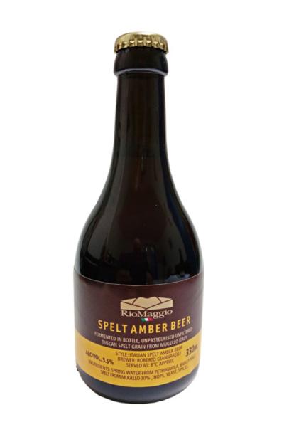Rio Maggio Spelt Amber Beer