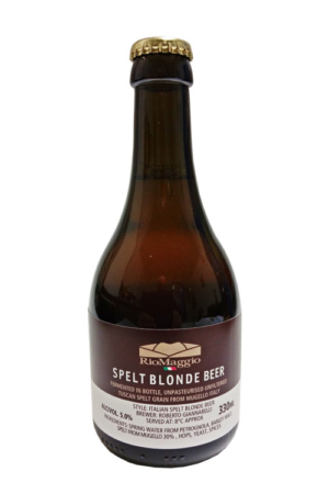 Rio Maggio Spelt Blonde Beer